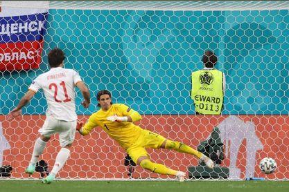 El último penalti fue visto por 9,7 millones de personas en Telecinco