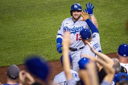 5-1. Albert Pujols guía a los Dodgers en una barrida de siete juegos