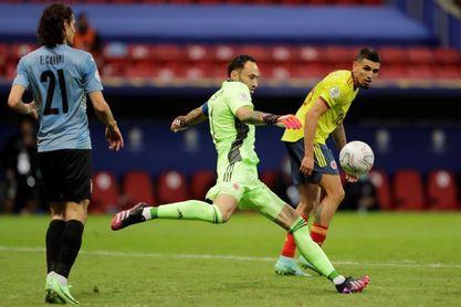 Ospina se convierte en el jugador con más partidos con Colombia
