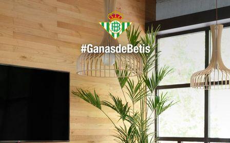 'Ganas de Betis', el lema de la campaña de abonos del Real Betis 2021/2022