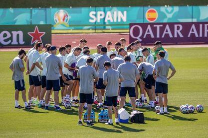 España, más pases, más goles y más ataques que Italia