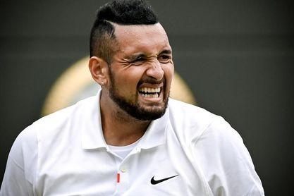 Kyrgios y Venus no disputarán partido dobles mixto por lesión del australiano