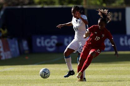 Panamá vence a Nicaragua en el inicio del triangular amistoso de fútbol femenino