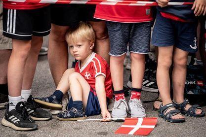 Dinamarca espera contar con el apoyo de cerca de 8.000 seguidores en Wembley