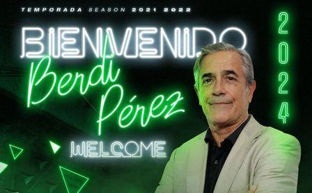 Berdi Pérez, nuevo director deportivo del Real Betis.