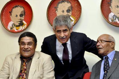 Detenido el presidente del Benfica junto a su hijo, un empresario y un agente
