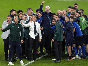 Un tercio de Italia vio por televisión el partido contra España