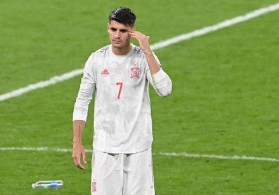 Villar felicita a la selección y se declara fan de Morata