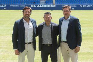 Nacho Ambriz: ´Se cumple un sueño y estoy feliz de estar en el Huesca´