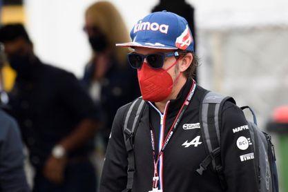 Alonso: Hay que ser cautos y no descartar a Mercedes aún