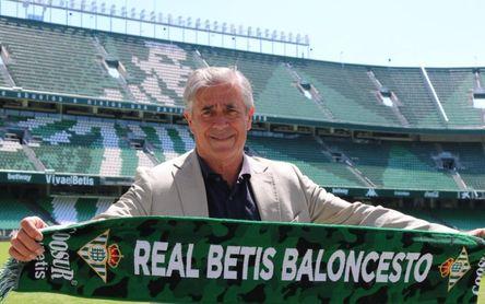 'Berdi' Pérez llega al Betis con ambición