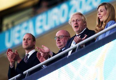 "Boris Johnson: ""Traedla a casa"""