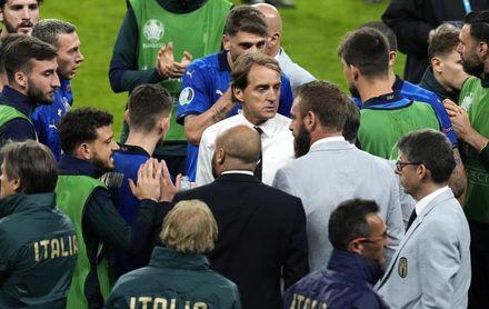 Pocas polémicas y concentración máxima en Italia para la final de Wembley