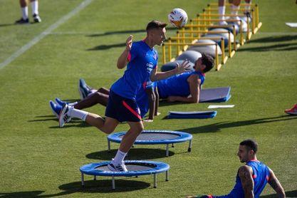 Manu Sánchez, positivo por covid-19