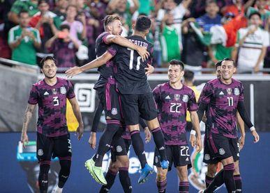 México comienza la defensa de su título ante Trinidad y Tobago