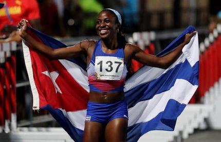 Tres figuras del atletismo cubano intervendrán en la Liga de Diamante en Mónaco