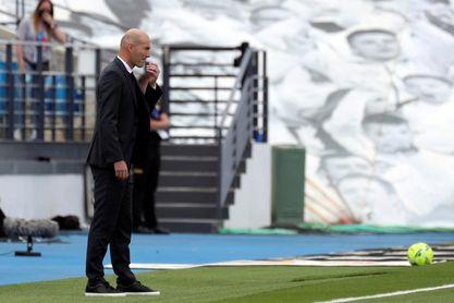 Zidane sueña con ser entrenador de la selección francesa, según L'Equipe