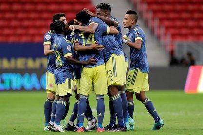 3-2. Colombia, con magia de Díaz, se lleva el tercer lugar de la Copa América