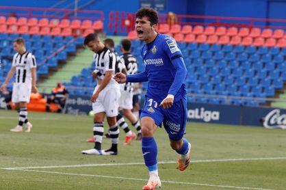 Carlos Aleñá ficha cinco temporadas por el Getafe
