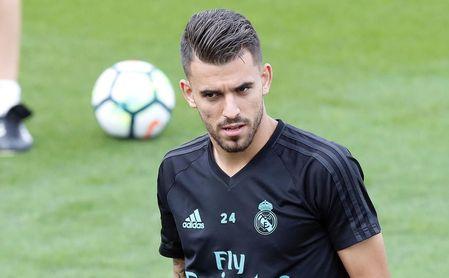"""Ceballos: """"Nunca me he arrepentido de fichar por el Real Madrid, mi intención es seguir"""""""
