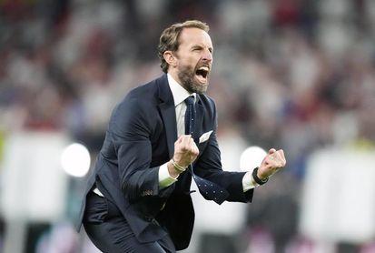 """Southgate: """"Estamos en la final para ganarla"""""""