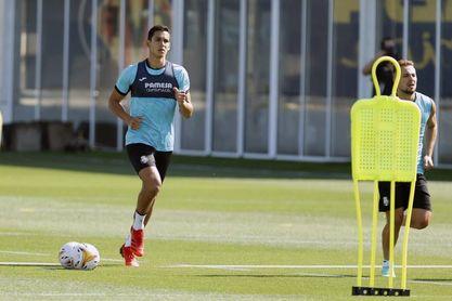 El Villarreal completó su primera sesión de la pretemporada