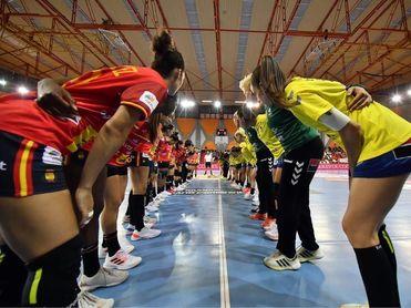 32-19. Las ?Guerreras? fulminan a Rumanía en el último test antes de Tokio