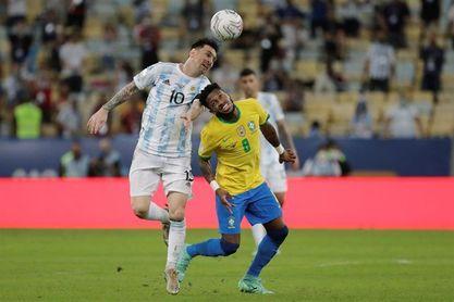 Así llegó Argentina al título de la edición 47 de la Copa América