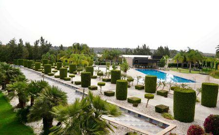 El Sevilla se concentra en el mismo hotel de la atípica pretemporada pasada.