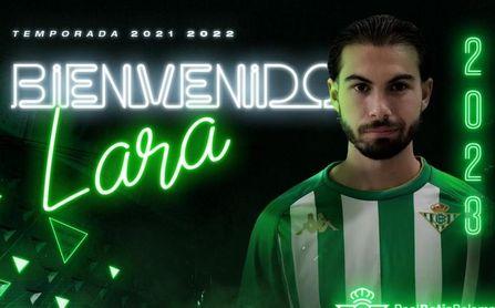 El Betis Deportivo anuncia su cuarto fichaje: Lara cambia Nervión por Heliópolis