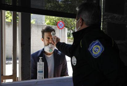 """El CAR de Madrid, una burbuja para mantener los contagios a """"cero"""""""