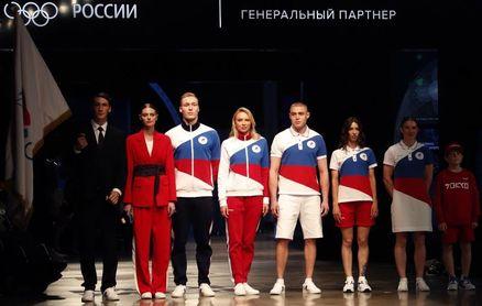 Rusia: sin bandera ni himno, pero con 50 candidatos a medalla