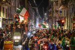 Debate en Italia por la celebración de la Eurocopa en plena pandemia