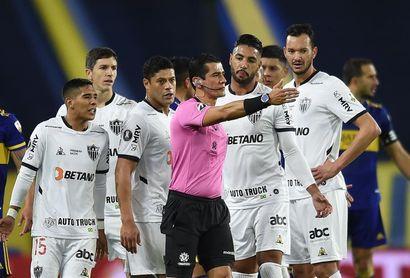 0-0. Boca y Atlético Mineiro empatan en un partido parejo y sin emociones