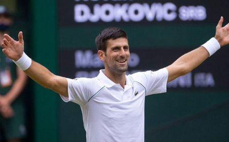 El US Open también será de Djokovic y con más distancia sobre Federer y Nadal que en años anteriores