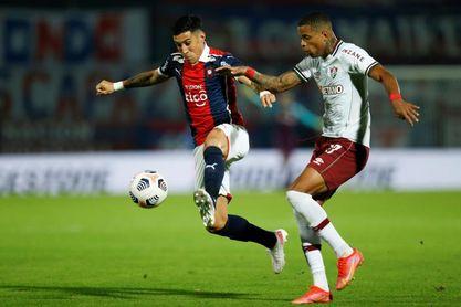 Fluminense fulmina a Cerro Porteño por 0-2 con Nené de figura