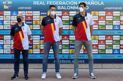 """Raúl Entrerríos: """"Queremos estar en la lucha de las medallas"""""""