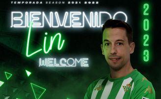 Lin, segundo fichaje del Real Betis Futsal
