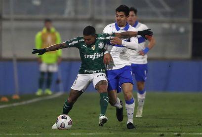 0-1. Con sanción del VAR, Palmeiras se impone por la mínima ante Universidad Católica