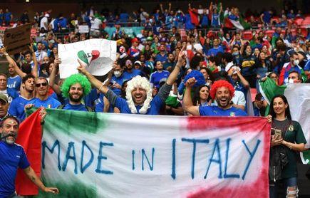 Italia estudia presentar su candidatura para la Eurocopa 2028 o el Mundial 2030
