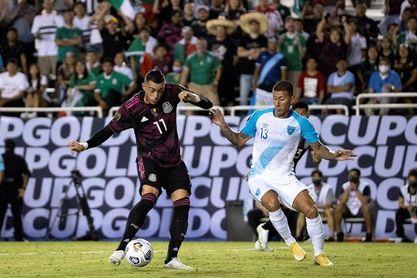 El Salvador y México triunfan y avanzan a los cuartos de final de la Copa Oro