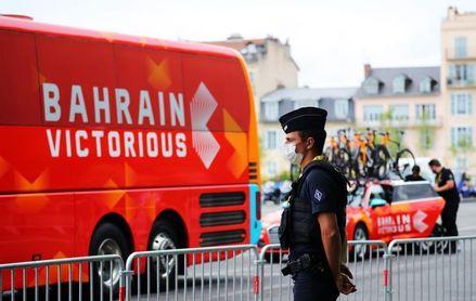La sospecha se apodera del Tour: el Bahrein en el punto de mira
