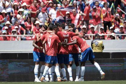 Costa Rica busca sellar el pase a cuartos de final de Copa Oro ante Surinam