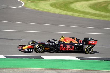 """Sergio Pérez: """"El cuarto puesto sería mejor, pero podemos mejorar en la prueba sprint"""""""