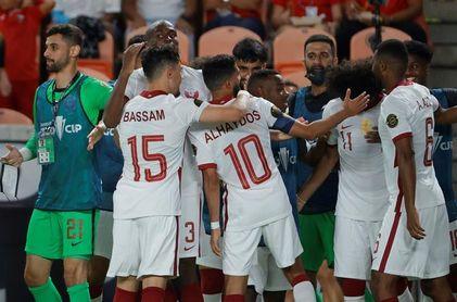 0-4. Catar, con goleada, exhibe superioridad ante Granada, eliminada