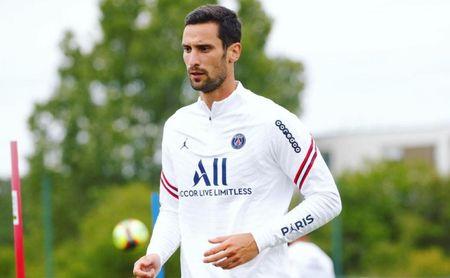 Sergio Rico podría acabar en Turquía este verano.