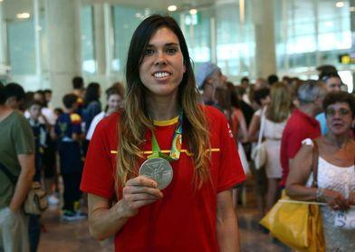 """Anna Cruz: """"La plata de Río 2016 nos supo a oro"""""""