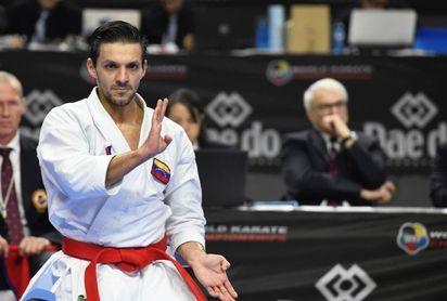 """Antonio Díaz, el karateca sin igual: """"Confío en el nivel que tengo"""""""