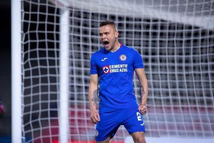 El uruguayo Jonathan Rodríguez le da a Cruz Azul el título Campeón de campeones