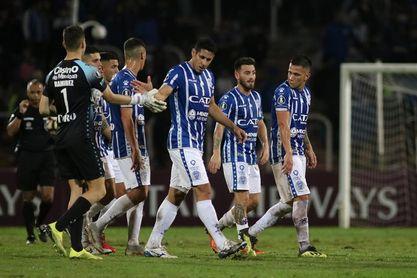 Godoy Cruz debuta con un triunfo y la Liga argentina tiene siete líderes